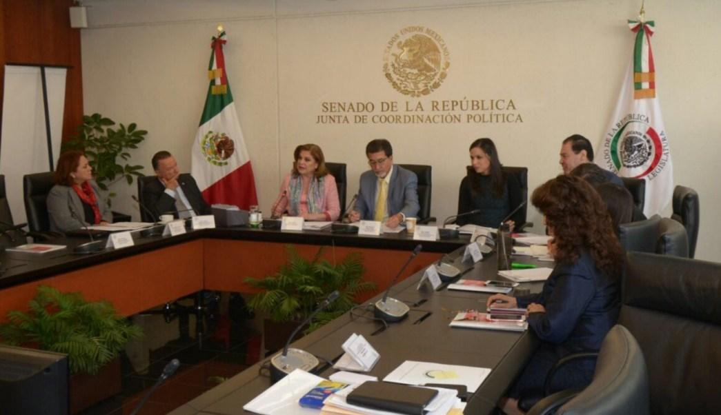 Arely Gómez, secretaria de la Función Pública. (Twitter: @ArelyGomezGlz)