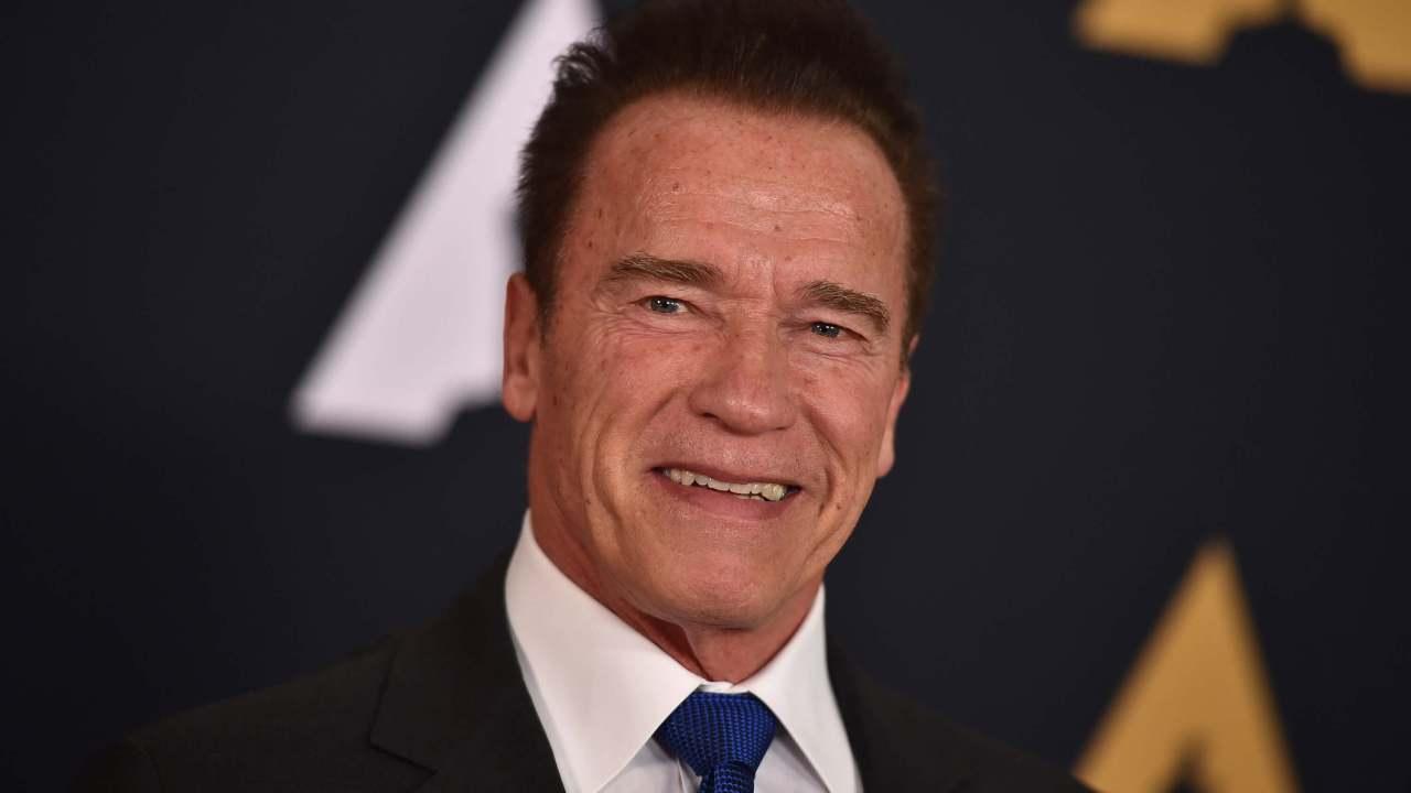 """Arnold Schwarzenegger culpa al presidente Donald Trump por los malos resultados The New Celebrity Apprentice""""."""