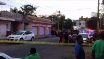 La víctima se encontraba sentado frente a un taller mecánico ubicado en la colonia Babilonia, cuando un hombre le disparó (Quadratín)