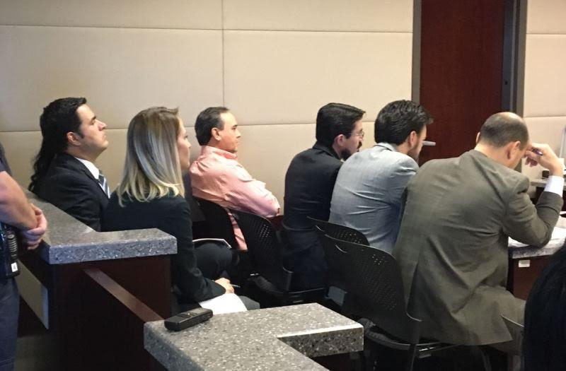 El exalcalde de la ciudad de Chihuahua, Javier Alfonso G. P., está acusado de peculado por 328 millones de pesos. (Fiscalía de Chihuahua)