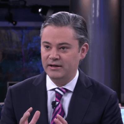 Aurelio Nuño, secretario de Educación Pública, habla sobre las manifestaciones magisteriales. (Noticieros Televisa)