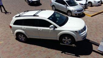 A los periodistas les quitaron un automóvil rentado, que más tarde apareció en la comunidad de Costa Rica (Forotv)