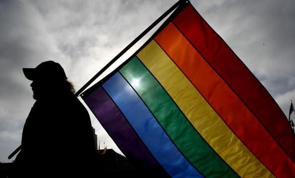 """""""Prometí que los gays no pasarían, entonces no pasarán"""", dijo Davidov (GettyImages/Archivo)"""