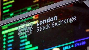 La Bolsa de Londres opera con avances. (Getty Images)