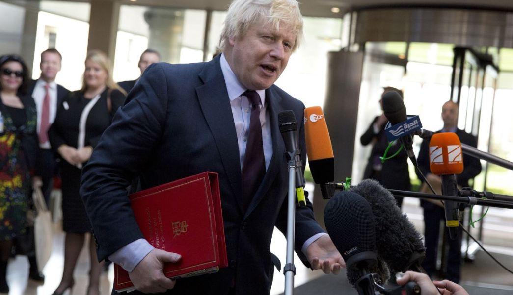 El ministro de Exteriores británico, Boris Johnson, afirma que el Reino Unido mantendrá 'incondicionalmente' sus compromisos en defensa y seguridad. (AP)