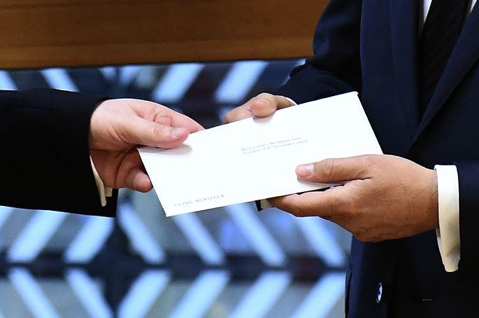 Con la entrega de la carta inicia oficialmente el Brexit. (AP)