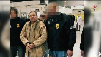 El miércoles 18 de enero, Joaquín 'El Chapo' Guzmán fue extraditado a Estados Unidos. (Noticieros Televisa)