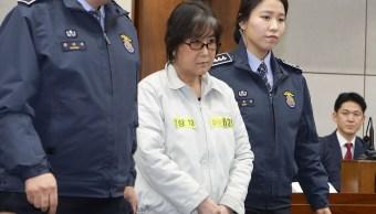 fiscalia surcoreana pide 25 anos prision rasputina