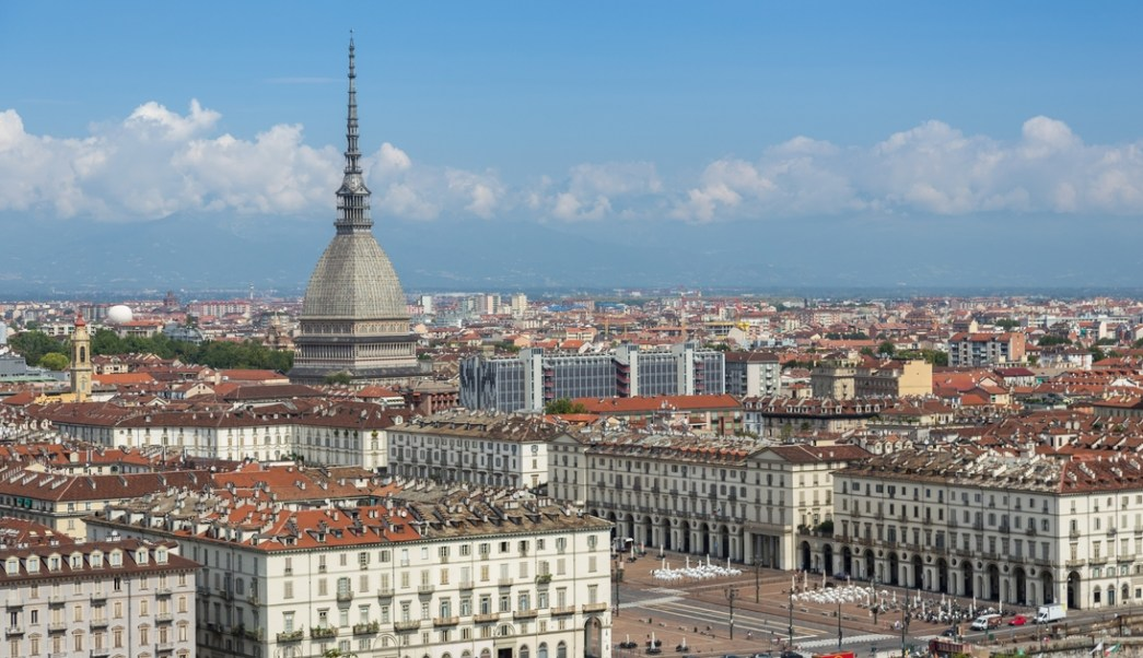 Panorámica de Turín, ciudad italiana. (Sitio oficial/getyourguide)
