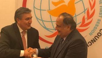 Luis Raúl González llama a combatir discriminación contra menores migrantes en Estados Unidos