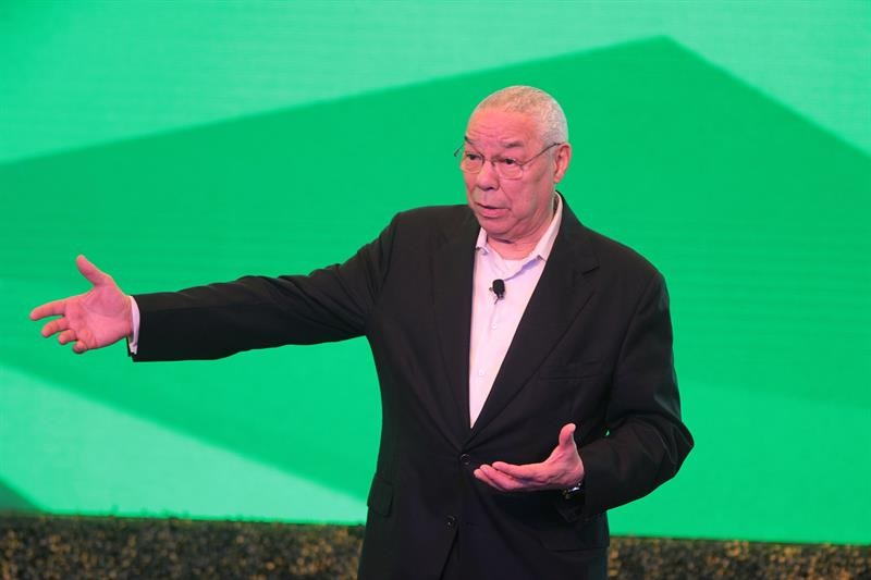 Colin Powell, exsecretario de Estado de Estados Unidos (EFE)