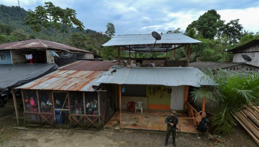 Desarticulan una banda de narcotraficantes colombianos asociada a carteles mexicanos (Twitter @aldiaencolombia )