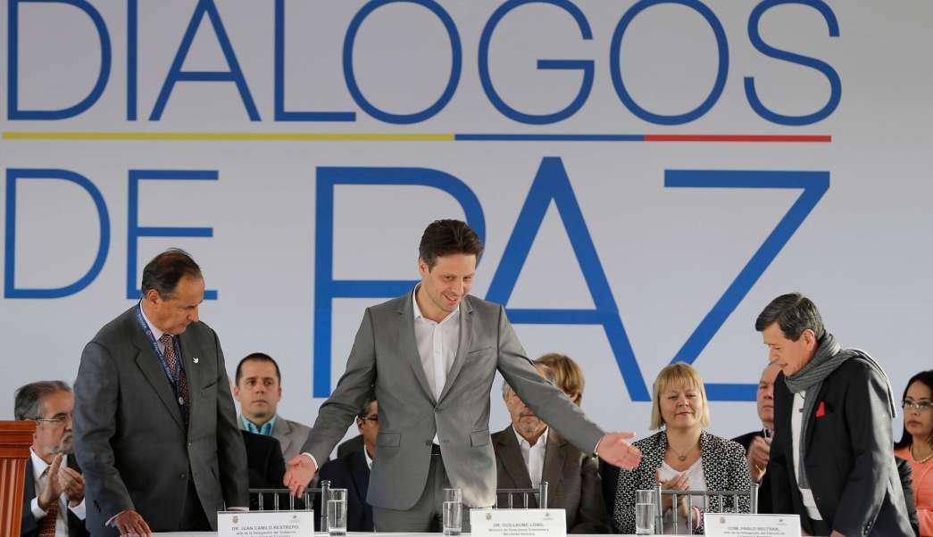 Colombia y el ELN buscan poner fin a 52 años de conflicto armado.