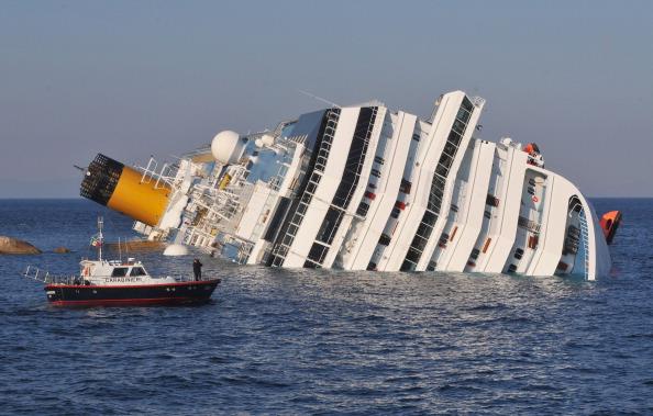 El naufragio en 2012 causó la muerte a 32 personas (GettyImages/Archivo)