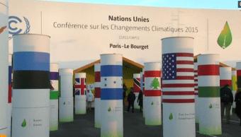 Conferencia sobre el cambio climático en París. (Reuters, archivo)