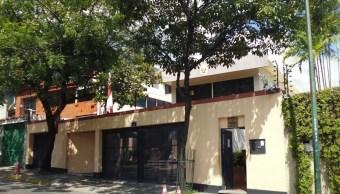 Consulado de Perú en Caracas, Venezuela (Google Maps)