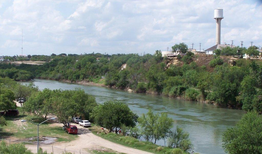 Río Bravo limita a Tamaulipas con el condado Starr, Texas; tres mexicanos huyen a Estados Unidos tras ser agredidos sobre el afluente (Ana Montesinos, archivo)