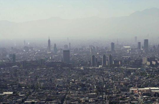 Ciudad mexico, contaminacion ciudad mexico, Contaminacion valle mexico
