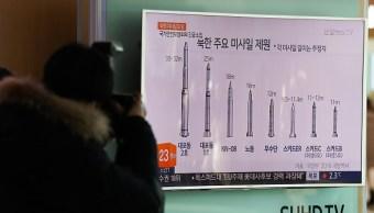 Corea del Norte realizó una veintena de pruebas con misiles intercontinentales y dos ensayos nucleares en 2016.