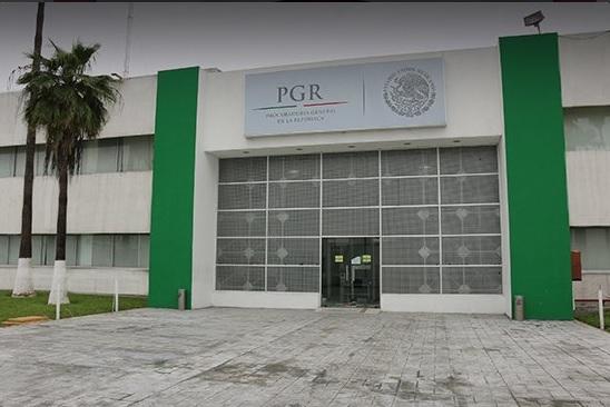 Delegación de la PGR en Nuevo León. (Twitter @PGR_NL)