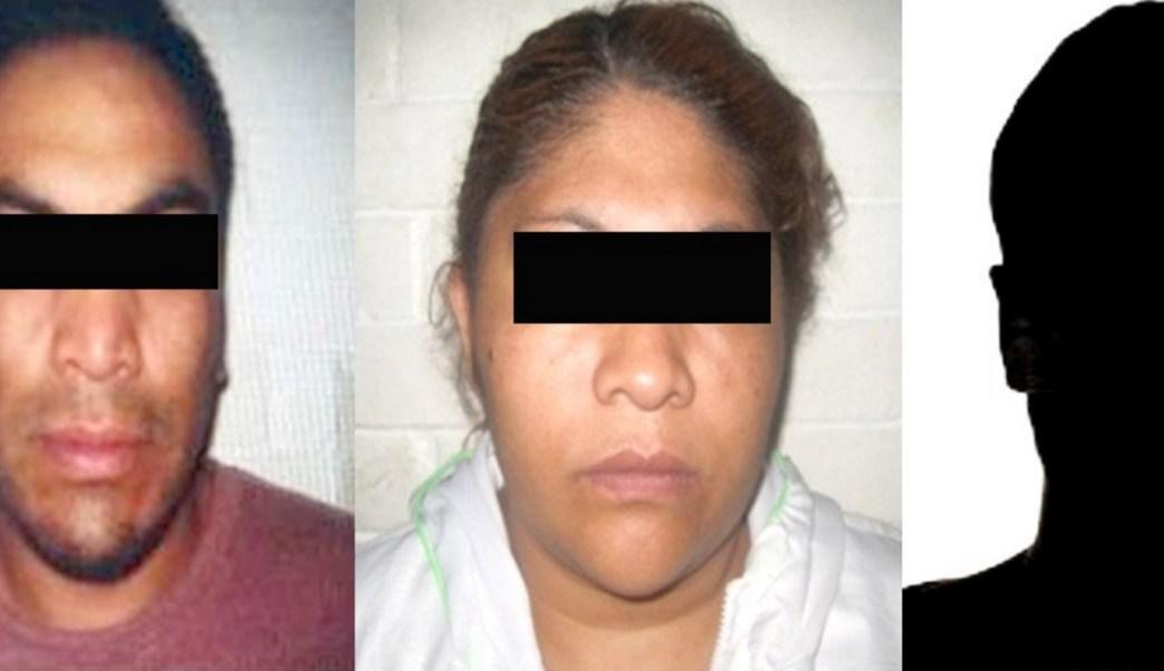 Detienen a dos adultos y un menor implicados en el robo de un vehículo en Iztapalapa. (Twitter: @PGJDF_CDMX)
