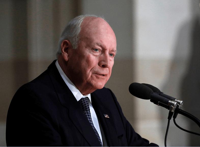 Dick Cheney, exvicepresidente de Estados Unidos. (Reuters, archivo)