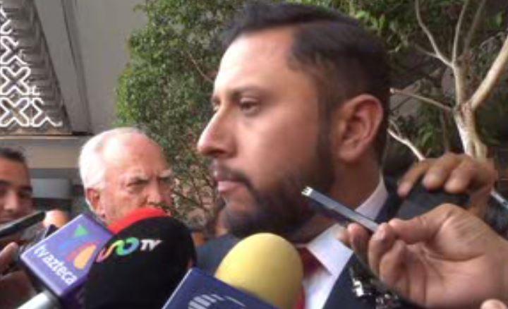 La Mesa Directiva de San Lázaro le notificó de la carpeta de investigación que inició en su contra la Fiscalía General de Chihuahua (Noticieros Televisa)