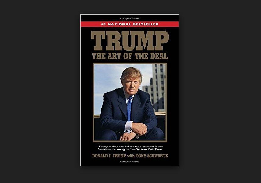 Trump aplica lección de su libro sobre negocios ante derrota legislativa por Obamacare