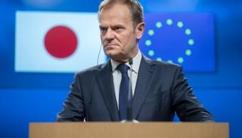 Donald Tusk, Unión Europea, UE, Acuerdo de París, Donald Trump, cambio climático