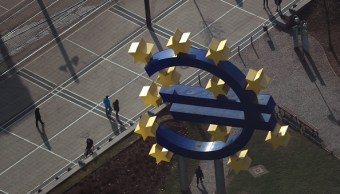 El Banco Central Europeo mantuvo sin cambio su política monetaria. (Getty Images)