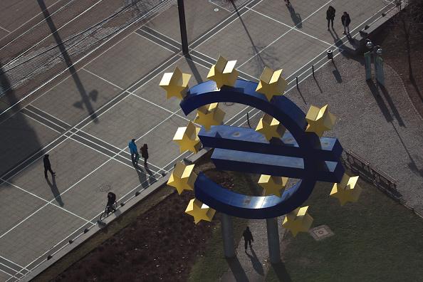 El Banco Central Europeo mantuvo sin cambio su política monetaria. (Getty Images)