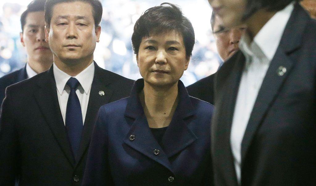 El caso 'Rasputina' generó protestas masivas en Corea del Sur y la destitución de la presidenta Park Geun-hye.