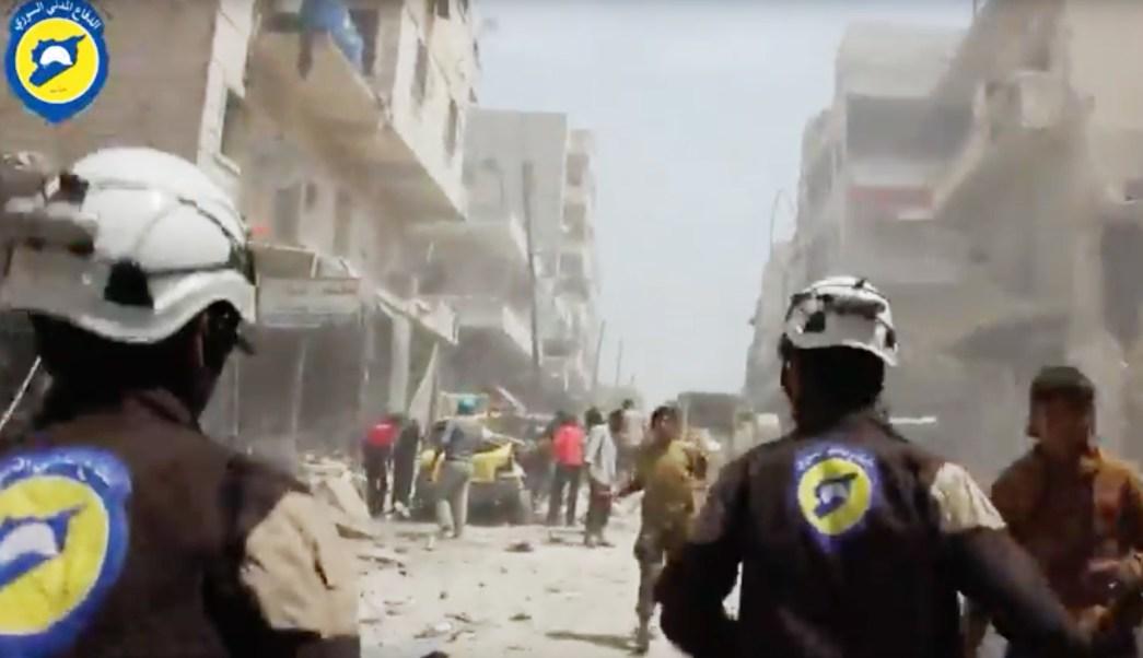 El conflicto bélico provocó que más de 15 mil médicos huyeran de Siria.