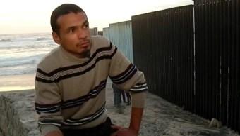 Francisco Díaz, 'El Cora', ha sido deportado en dos ocasiones de Estados Unidos.