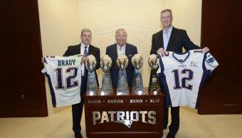 El FBI agradeció a las autoridades mexicanas por apoyarlos en la búsqueda de los jerseys de Tom Brady.