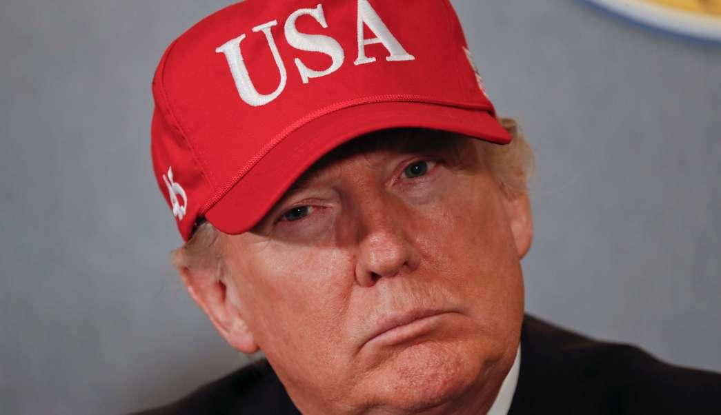 El presidente de Estados Unidos, Donald Trump, respalda a Jeff Sessions.