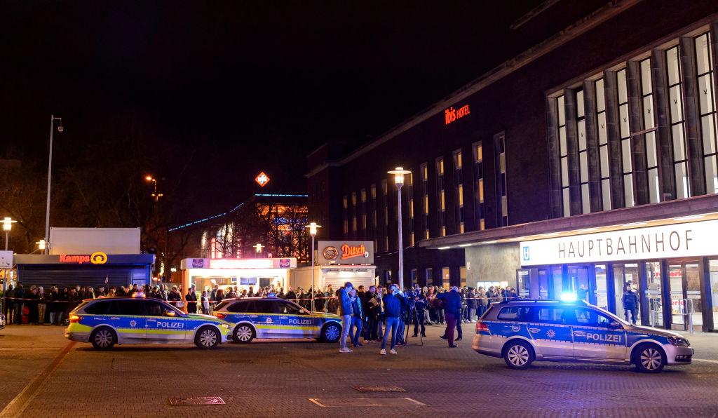 En el ataque resultaron heridas siete personas, tres en estado grave y cuatro leve.