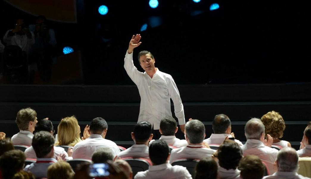 El presidente Enrique Peña Nieto participará en la XVI Cumbre del Mecanismo de Diálogo y Concertación de Tuxtla. (Presidencia de la República)