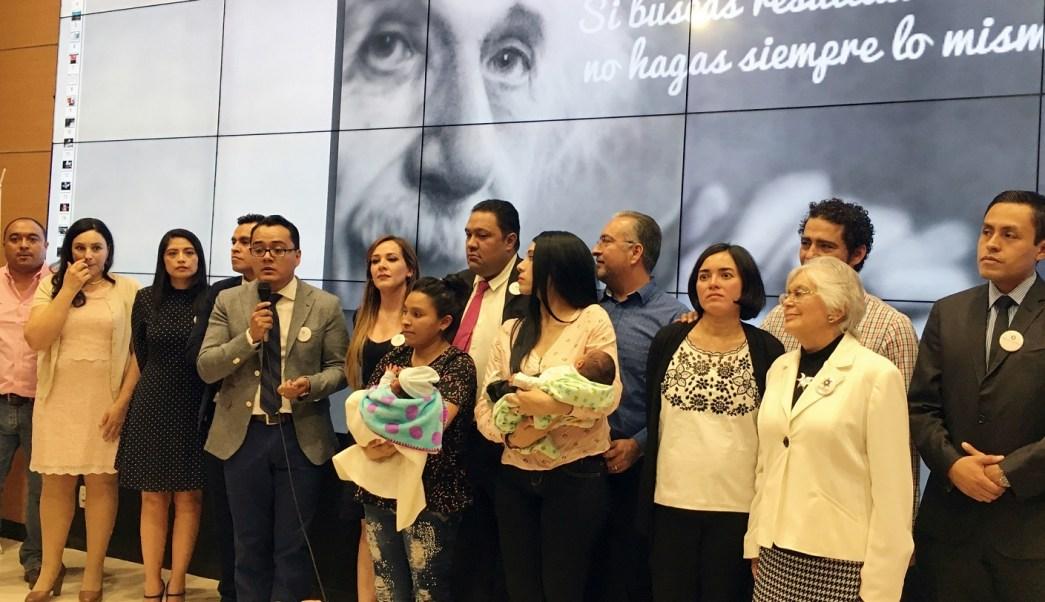 Tres bebés fueron salvados de múltiples discapacidades que los hubieran afectado en la edad adulta, al corregir su espina bífida con una neurocirugía fetal.