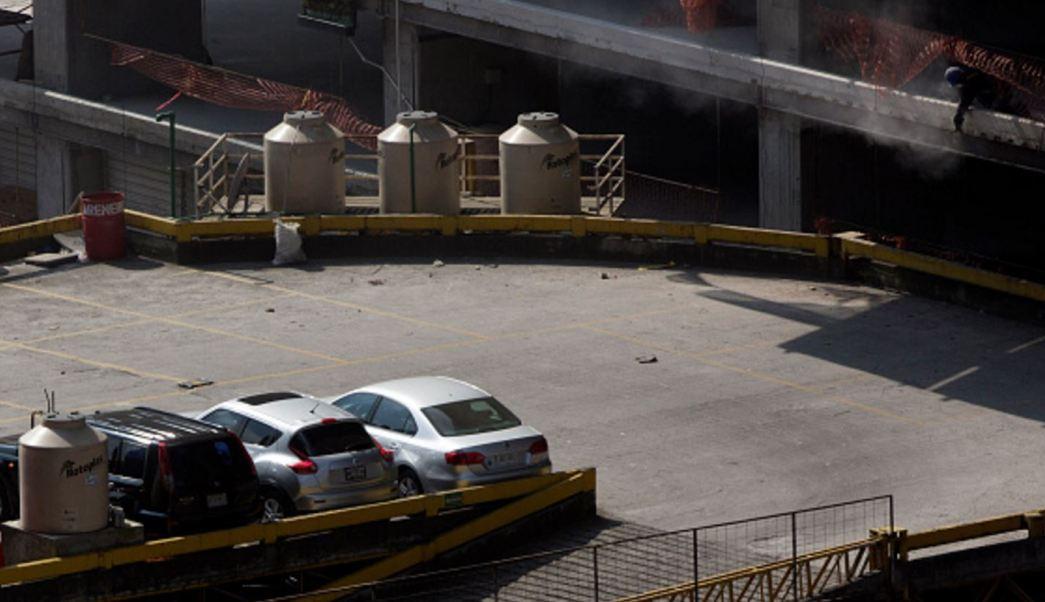 Estacionamiento en la CDMX. (Getty Images, Archivo)