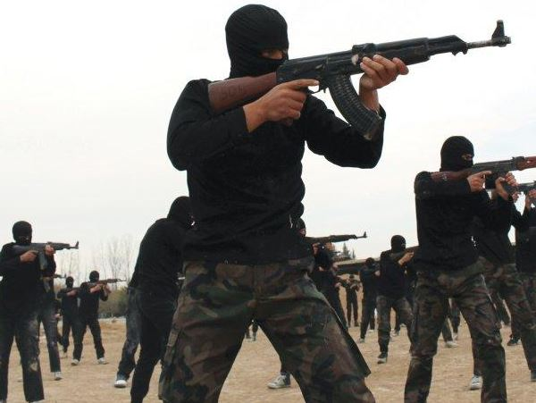 Grupos rebeldes, Estados islámico, yihadistas, rebeldes, afganistpan siria