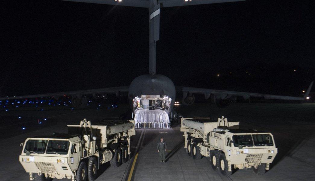 Escudo antimisiles, thaad, corea del norte, corea del sur, estados unidos, guerra nuclear
