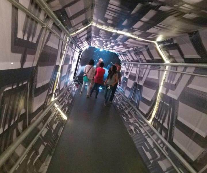 La Exhibición de las Galaxias permanecerá en el Parque Naucalli, en Naucalpan, Estados de México, hasta el 26 de marzo. (Facebook)