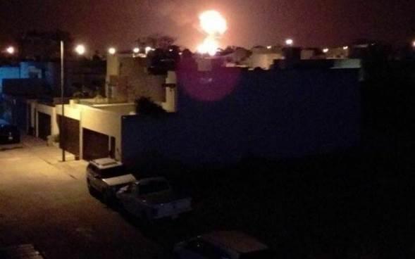 Incendio en la gasera El Gallito tras una explosión en las instalaciones; reportan un lesionado (Noticieros Televisa)