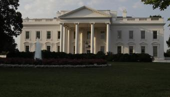 Fachada de la Casa Blanca, resguardada por el Servicio Secreto de Estados Unidos (AP, archivo)