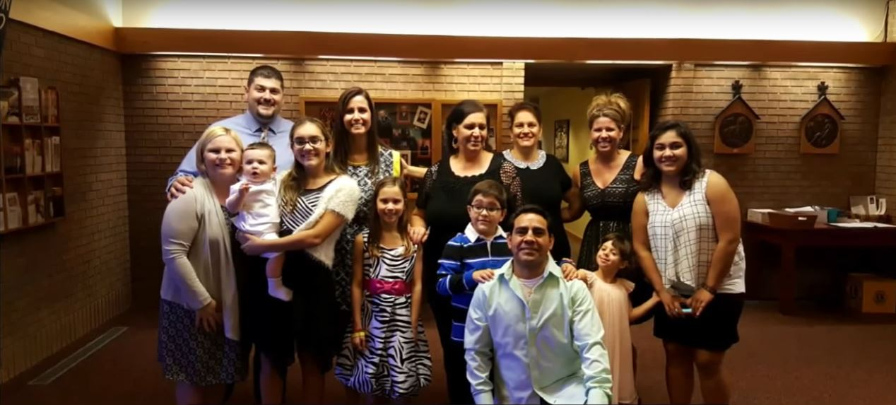 Familia Beristain forma parte de los arrepentidos de Trump. (Twitter @wtiunews)