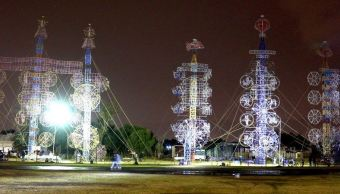 Las autoridades de Tultepec inauguraron su Feria Anual de la Pirotecnia (Facebook @FNPTultepec)