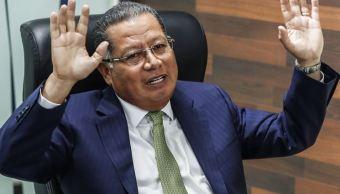 Se le acusa de facilitar un helicóptero al exgobernador Javier Duarte de Ochoa (Twitter/@RompevientoTV)