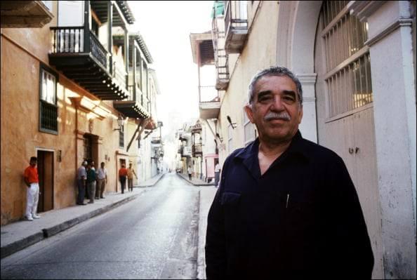 Gabriel García Márquez nació el 6 de marzo de 1927 en Aracataca, Colombia. (Getty images, archivo)