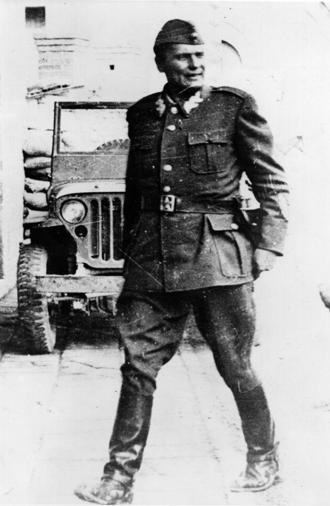 Josip Broz Tito. También conocido como Camarada Tito.